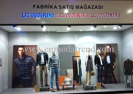Lcw outlet mağazası
