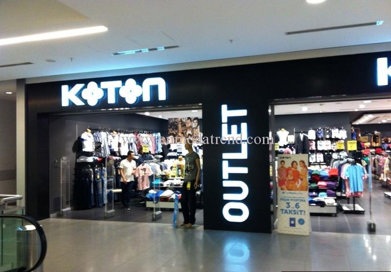 koton outlet mağazası