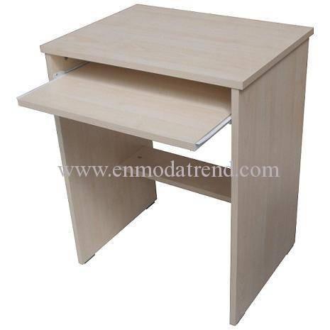 basit bilgisayar masası