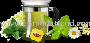 sallama bitki çayı