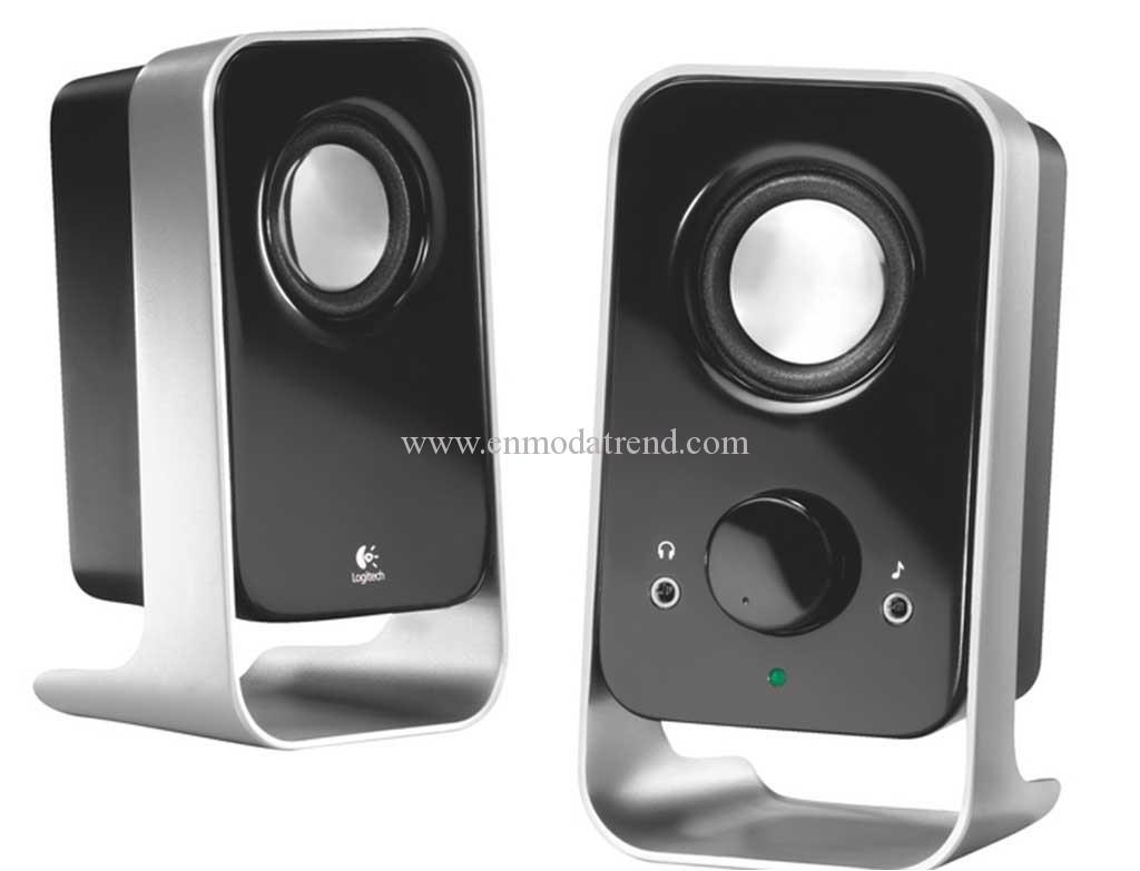 logitech marka bilgisayar hoparlörü speaker
