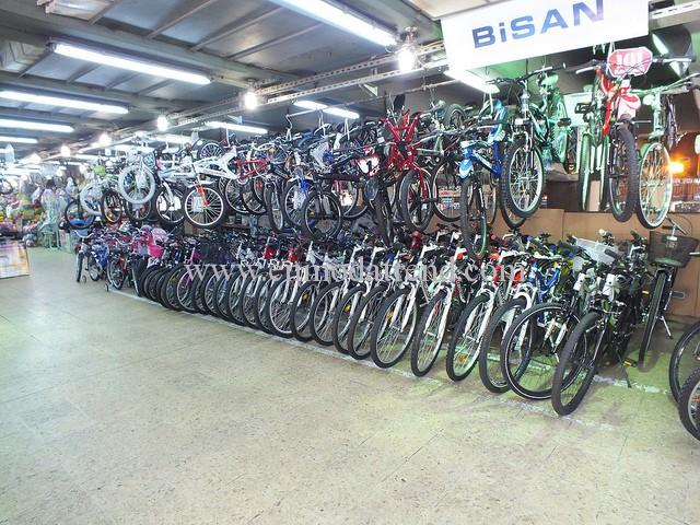 Haşim işcan geçidi bisikletçi dükkanları