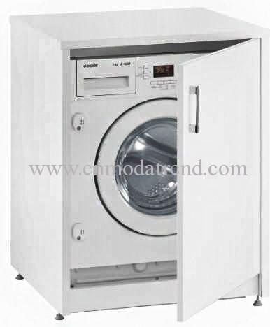 çamaşır makinesi dolabı
