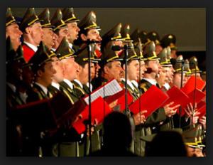 kızıl ordu müziği