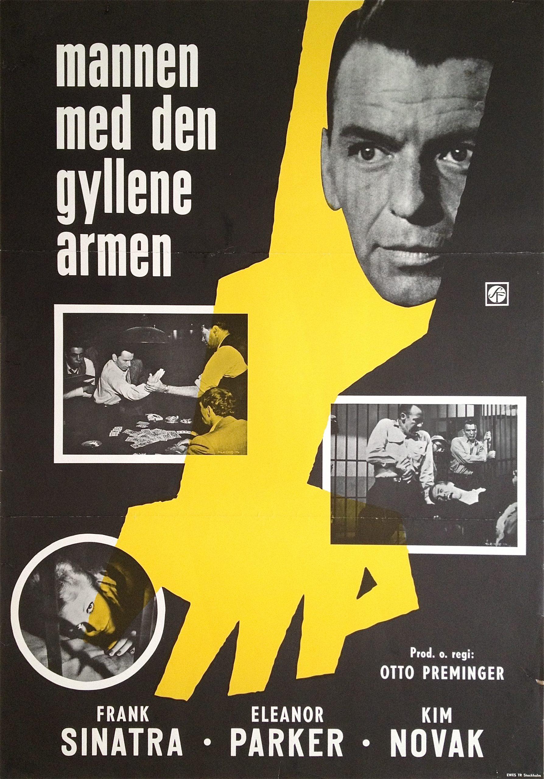 Klasik film kuşağında bu hafta: The Man with the Golden Arm (1955) altyazılı film izle