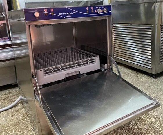 2. el endüstriyel sanayi tipi bulaşık makinesi
